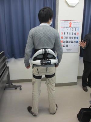 介護ロボットの導入