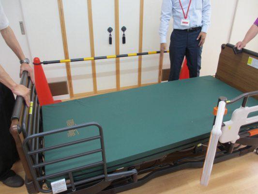 FSH(ふくいサンホーム):ベッドの検討