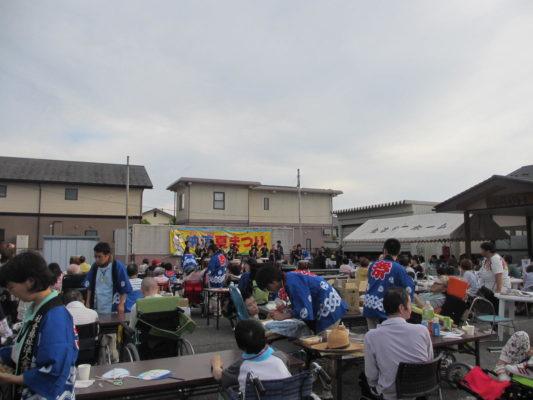 平成29年度 納涼夏祭り